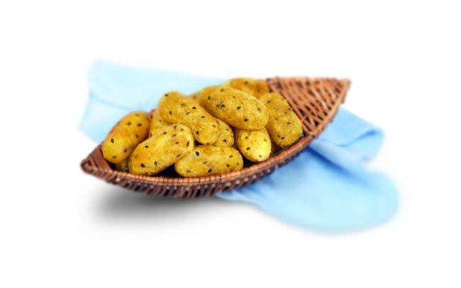 bánh khoai quê hương kén vàng thơm ngon