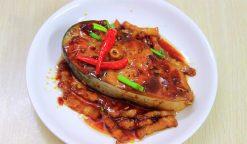 Cá saba kho ớt tiêu