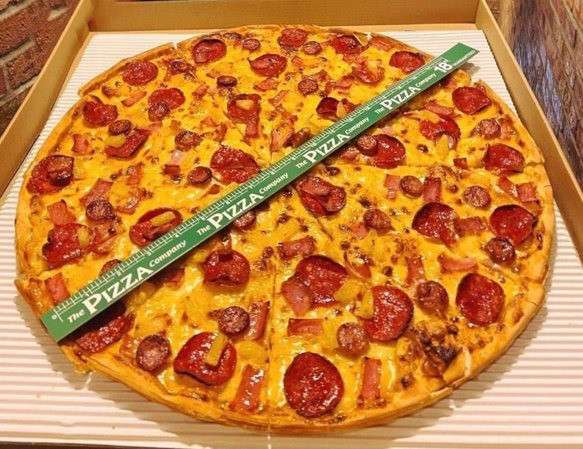 Bánh pizza the company