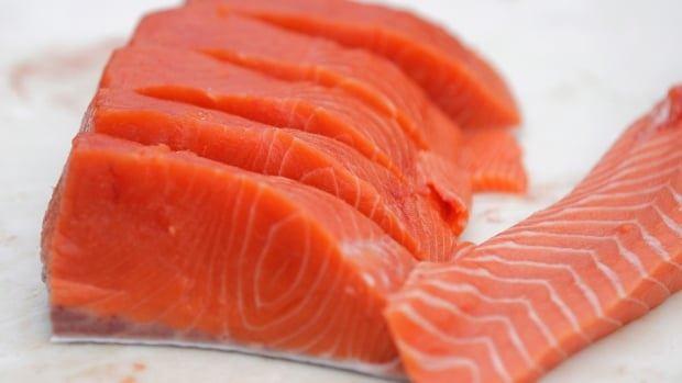 Miếng cá hồi fillet