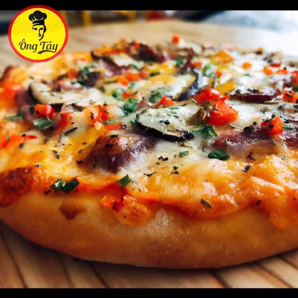 Bánh pizza ông tây