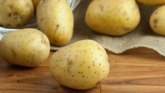 Giá trị dinh dưỡng của khoai tây
