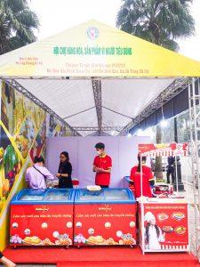 Hội chợ tại times city