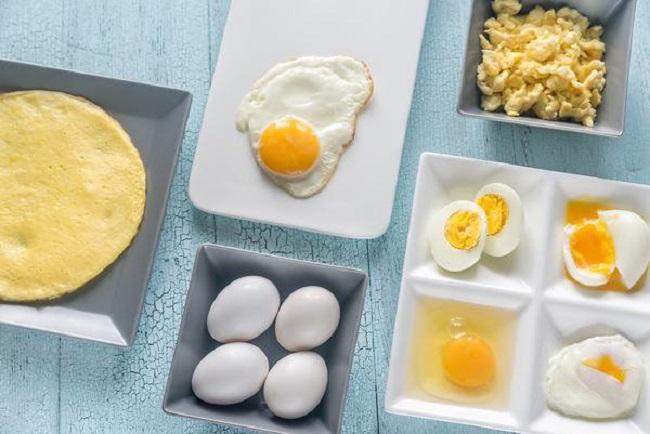 Lợi ích sức khỏe khi ăn trứng gà