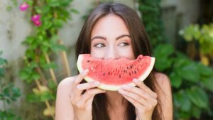 10 lợi ích sức khỏe khi ăn dưa hấu