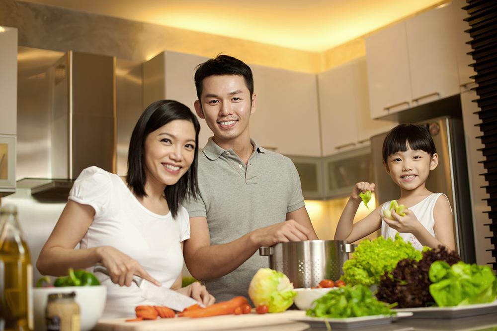 Ăn rau xanh giúp ngăn ngừa một số bệnh tật