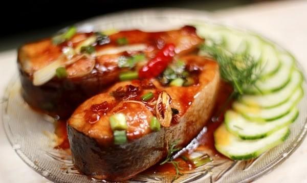 Cá basa kho món ăn được ưa chuộng