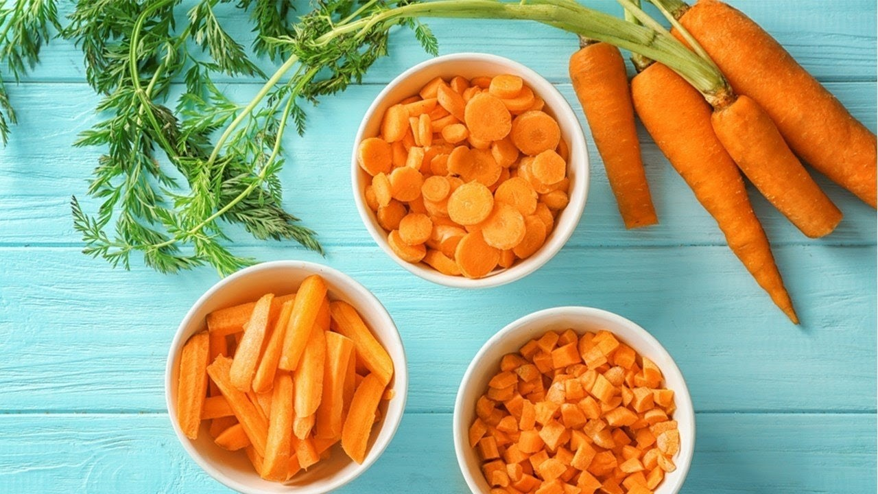 Cà rốt có tác dụng gì