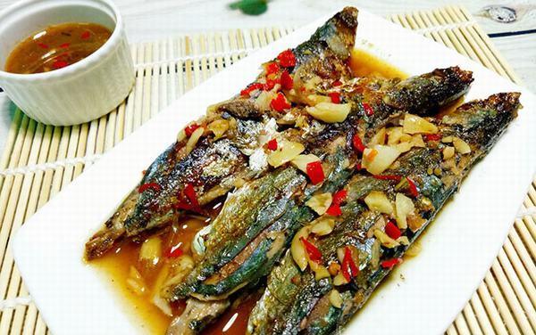 Các món ăn từ cá nục vô cùng hấp dẫn
