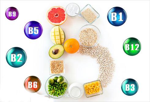Các nhóm vitamin b