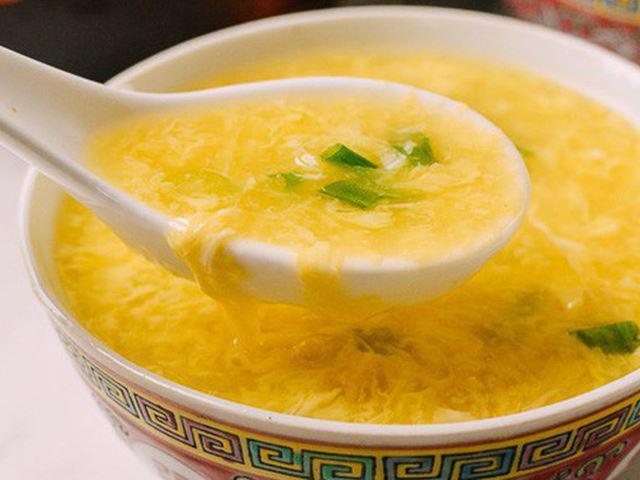 Cách nấu cháo khoai lang trứng gà