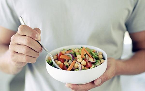 Nhu cầu qua con người qua việc thưởng thức thực phẩm chay