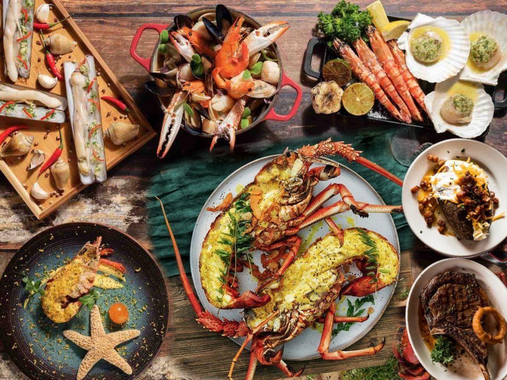 Không nên ăn hải sản cùng thực phẩm có tính hàn