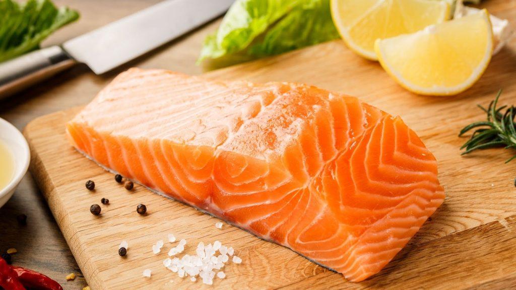 lợi ích của cá hồi đối với sức khỏe