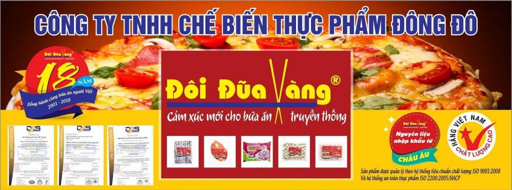 Nhà cung cấp thực phẩm Đông Đô