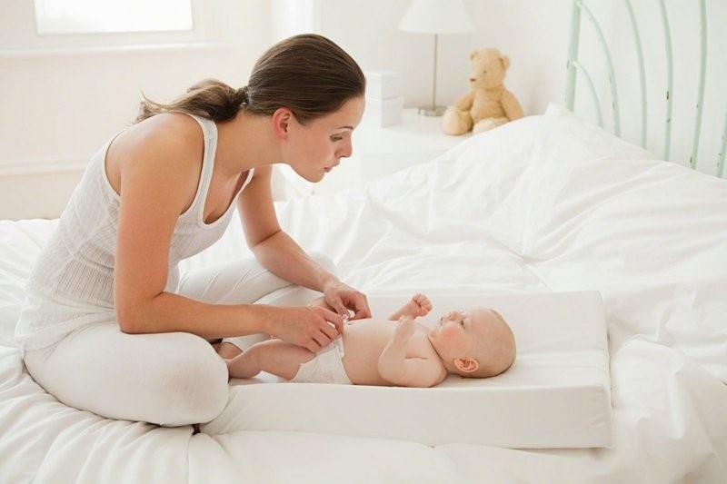 nhịn ăn khiến mẹ bầu xanh xao