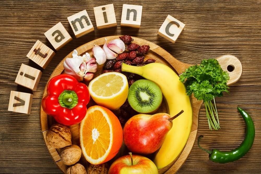 Tác dụng của vitamin c đối với sức khỏe