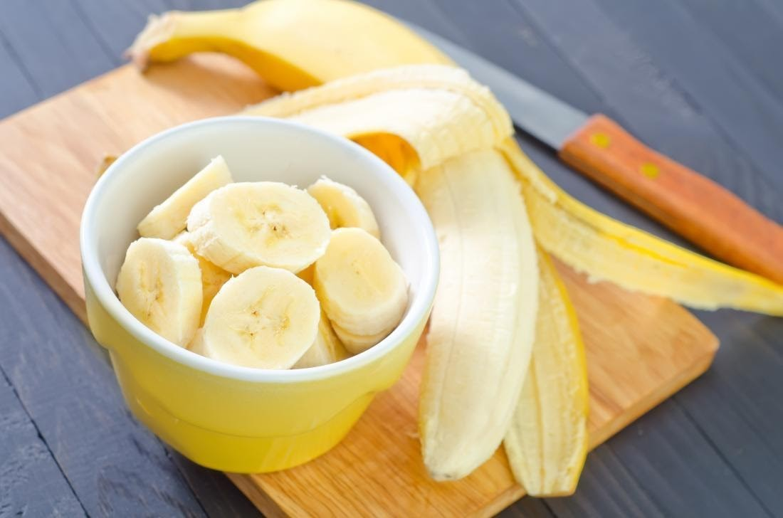 Thành phần dinh dưỡng có trong chuối