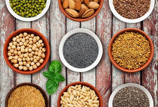 Thực phẩm chay giàu Protein và dưỡng chất cho cơ thể