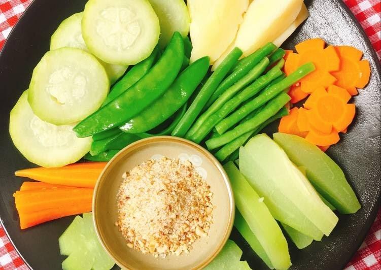ăn các món luộc giúp hỗ trợ việc giảm cân
