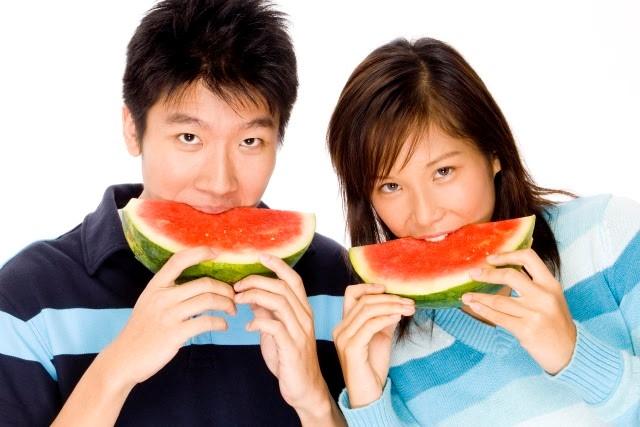 Ăn dưa hấu tốt cho phái mạnh