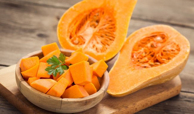 bí đỏ nguồn cung cấp vitamin e dồi dào