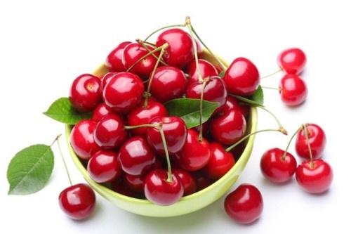quả cherry giúp bạn ngủ ngon hơn