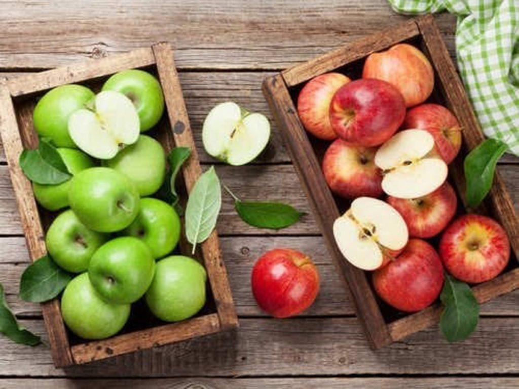 táo có chứa acid malic có thể có thể phân hủy tế bào mô mỡ, ngừa tăng cân hiệu quả