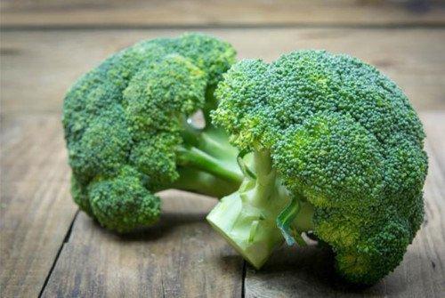 bông cải xanh giàu chất dinh dưỡng