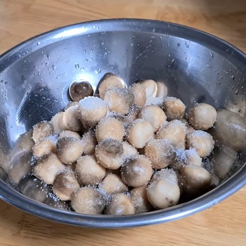 Ướp nấm