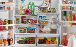 Mẹo sắp xếp đồ gọn gàng trong tủ lạnh