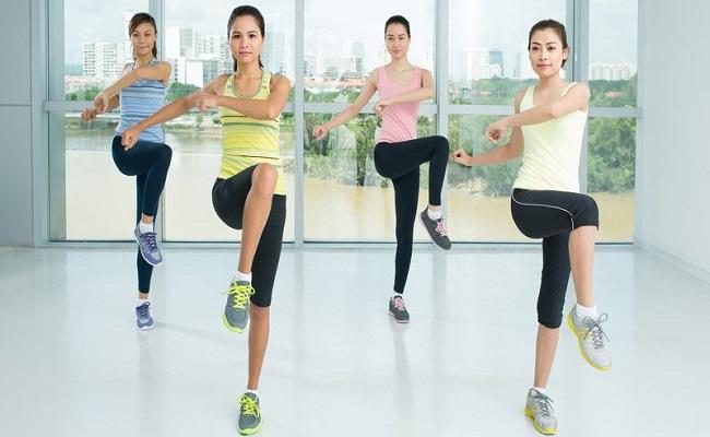 Tập thể dục nhịp điệu