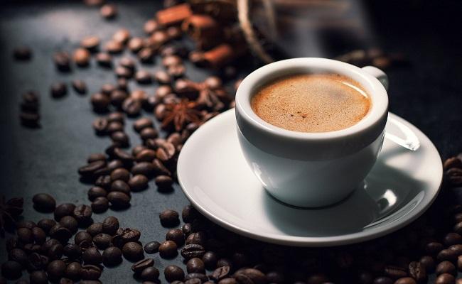 Uống cà phê để giảm cân