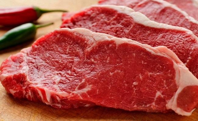 Một số lưu ý khi bảo quản thịt bò