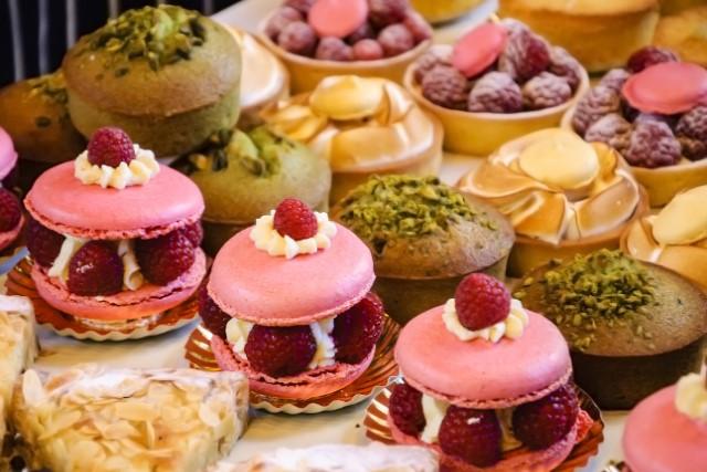 Thực phẩm ngọt